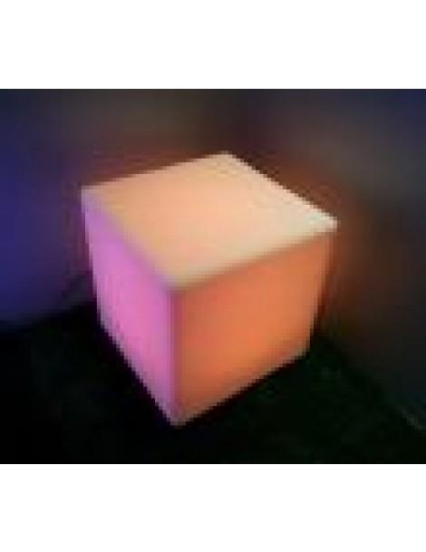 ΦΩΤΕΙΖΟΜΕΝΟΣ ΚΥΒΟΣ LED RGB