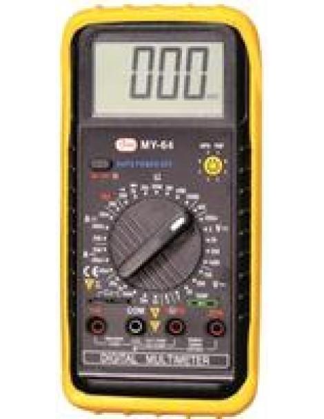 Ψηφιακό Πολυμετρο MY64 Υψηλής Ακρίβειας 43008