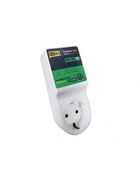 Προστασία ηλεκτρικών συσκευών Voltage Protector JL-VP2000EU επιτήρηση