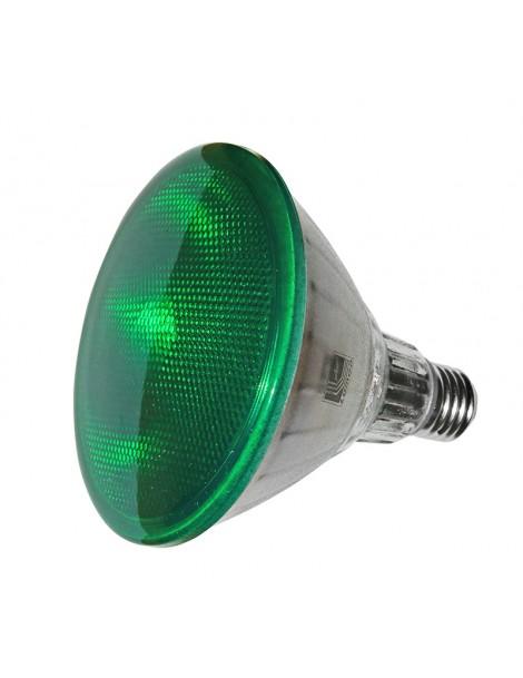 LED SMD PAR38 E27 10W 230V 75' ΠΡΑΣΙΝH IP65