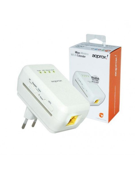 Wireless N Repeater 300 Mbps APPRP01V3 Approx