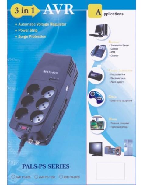 Σταθεροποιητής Τάσης 220V-220V 1200VA