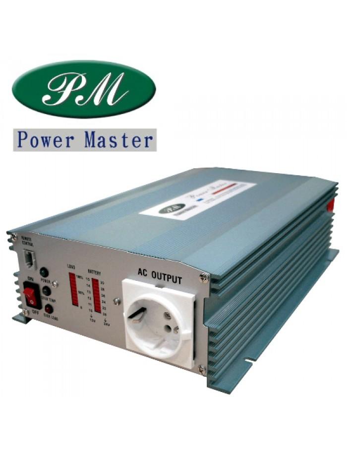 PMA-1500AH-24 INVERTER POWER MASTER 24V-230V 1500W