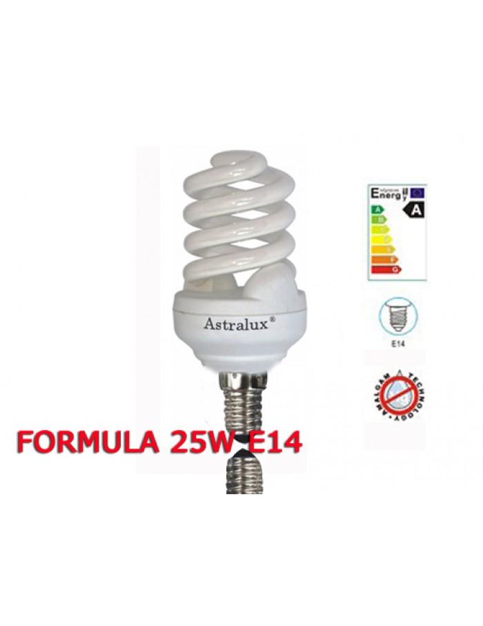 Formula 25W Ε14