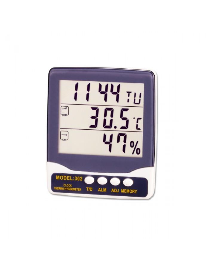 Ψηφιακό Θερμόμετρο 302 Υγρόμετρο
