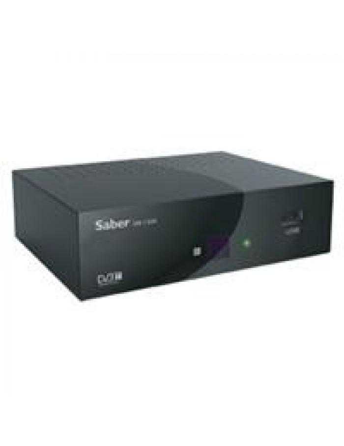 Αποκωδικοποιητής SD SB-1306 DVB-T MPEG-4 Επίγειος Ψηφιακός Δέκτης SABER