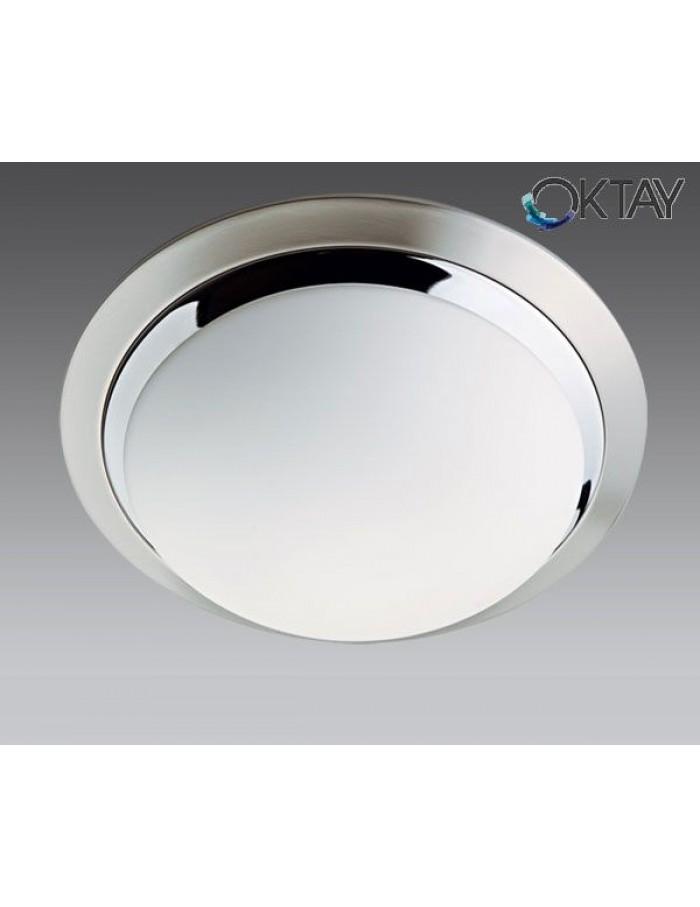 Πλαφονιέρα Οροφής Στρογγυλή E27 ALEA