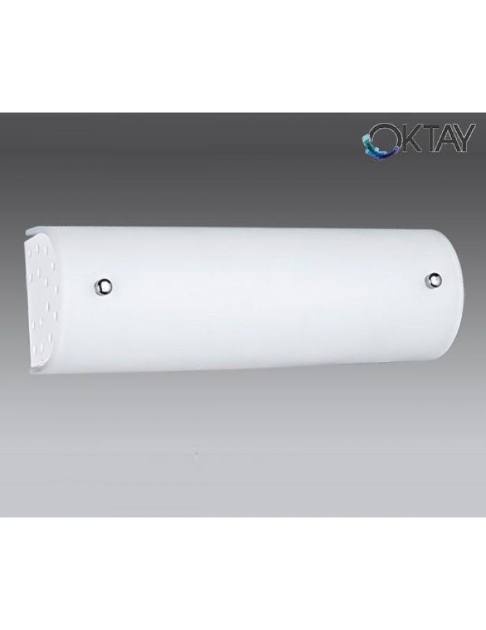 Απλίκα Τοίχου Ματ Λευκή Ε14 COSTA