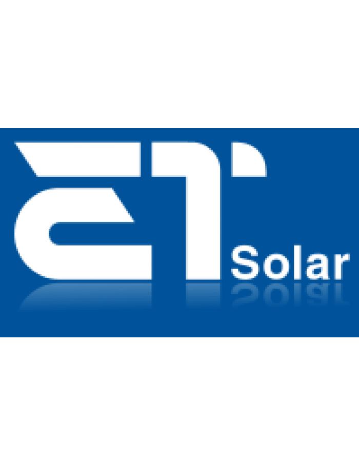 Πάνελ για φωτοβολταικά  ET Solar