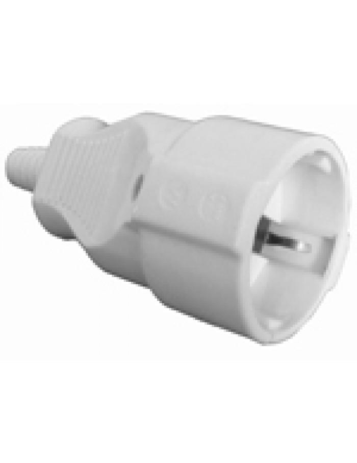 Φίς σούκο θηλυκό για καλώδιο µέχρι 3x2.5 -16A 250V