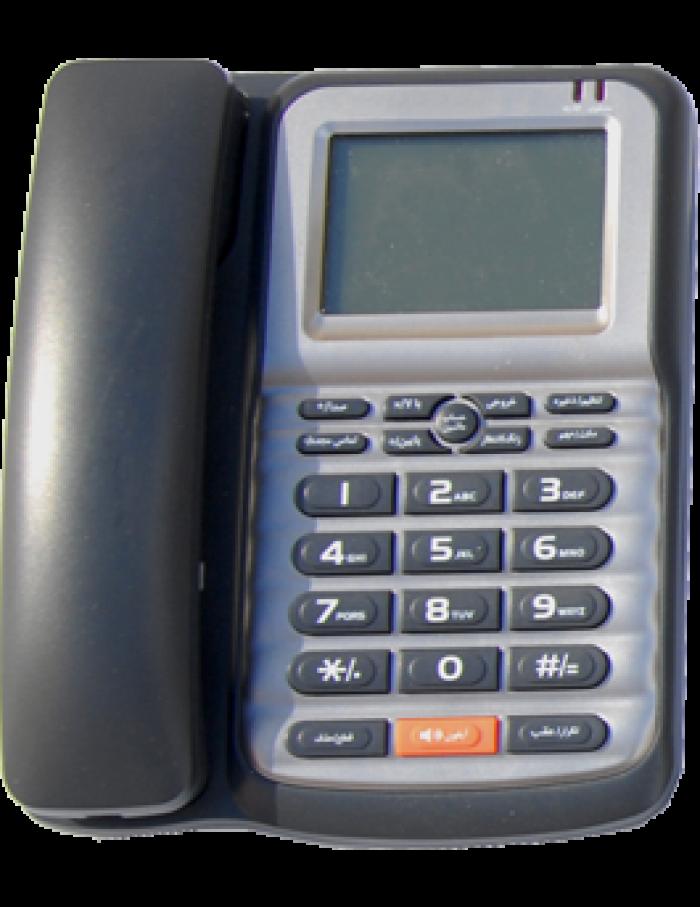 Επιτραπέζιο τηλέφωνο πολυτελείας με CID