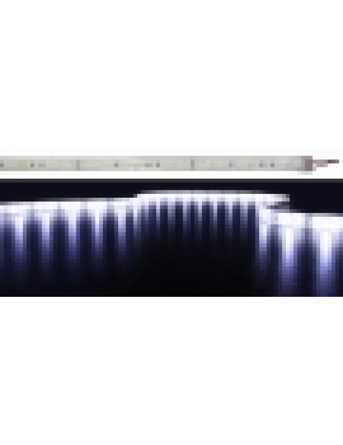 ΤΑΙΝ.LED ΛΕΥΚΗ 5m 12VDC 7.2W/m 30LED/m 5x5mm
