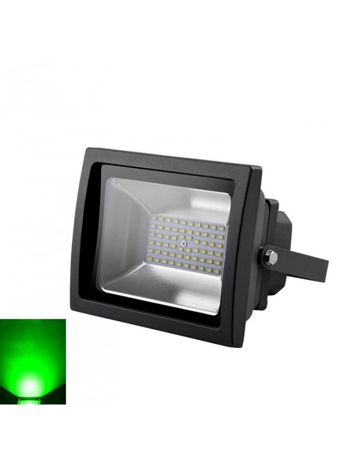 ΠΡΟΒΟΛΕΑΣ LED-SMD 30W 230V ΠΡΑΣΙΝΟ IP65 ΑΝΘΡΑΚΙ