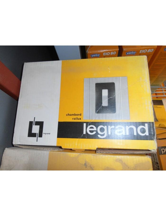 Διακόπτες πρίζες Legrand σειρά champord railux