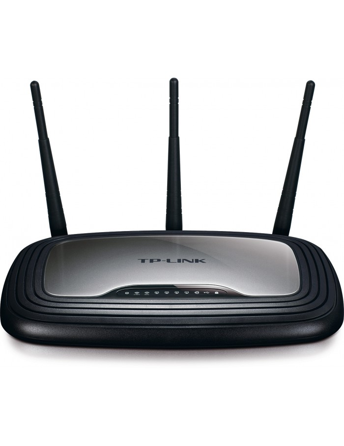 WR2543ND 450Mbps Dual Band Wireless N Gigabit Router με USB